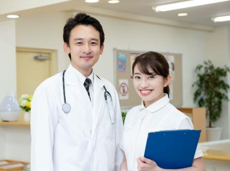 医療分野に強く、直接雇用の高い実績!